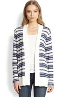 Splendid Palisades Stripes Cardigan - Lyst