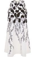 Giambattista Valli Short Dress with Incrusting - Lyst