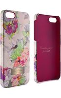 Ted Baker Lona Iphone 5 Case - Lyst
