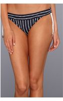 Seafolly Coastline Banded Tie Side - Lyst