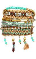 Hipanema Bracelet  Turquoise - Lyst