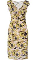 Versace Short Dress - Lyst