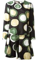Marni Polka Dot Dress - Lyst