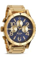 Nixon The 48-20 Chrono Watch 48mm - Lyst