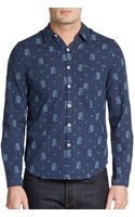 Life After Denim Regular-fit Convent Garden Cotton Shirt - Lyst