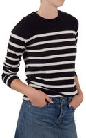 Chinti & Parker Stripe Sweater - Lyst