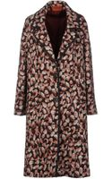 Missoni Coat - Lyst