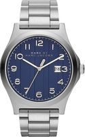 Marc By Marc Jacobs Jimmy Stainless Steel Watch Navy - Lyst