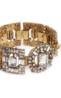 Erickson Beamon Temptress Square Crystal Bracelet - Lyst
