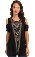 Free People Love Spell Tee - Lyst