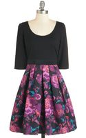 Plenty By Tracy Reese Painted Petals Dress - Lyst
