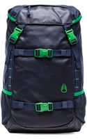 Nixon Landlock Backpack - Lyst