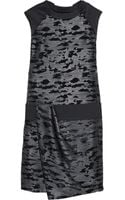 Alexander Wang Embroidered Organza Dress - Lyst