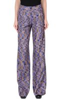 Missoni Casual Trouser - Lyst