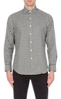 Ralph Lauren Classic-fit Single-cuff Checked Shirt - Lyst