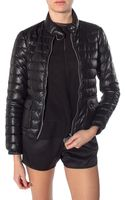Moncler Delfi Quilted Jacket - Lyst