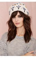Nasty Gal Total Stoner Beanie - Lyst