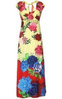 Marc Jacobs Long Dress - Lyst