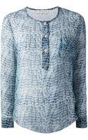 Etoile Isabel Marant Zino Shirt - Lyst