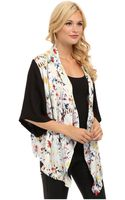 Mink Pink Fool For You Kimono - Lyst