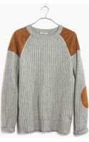 Madewell Uphill Pullover - Lyst