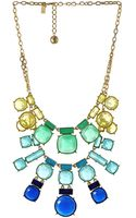 Kate Spade Cause A Stir Statement Necklace - Lyst