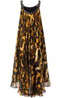 Amanda Wakeley Arlerus Short Dress - Lyst