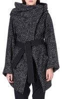 Vivienne Westwood Anglomania Wool Blend Coat  - Lyst