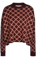 Marni Long Sleeve Sweater - Lyst