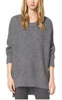 Michael Kors Alpaca Wool Dolman Sweater - Lyst