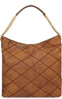 Tory Burch Lysa Leather Hobo Bag - Lyst