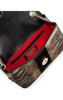 Christian Louboutin Sweet Charity Small Glitter Crossbody Bag Black - Lyst