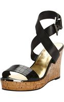 Ted Baker Olivaa Wedge Sandals - Lyst