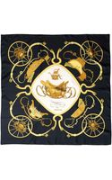 Hermes Square Scarf - Lyst
