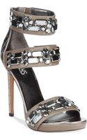 Circus By Sam Edelman Lola Platform High Heel Evening Sandals - Lyst