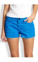 J Brand Hester Cutoff Denim Shorts - Lyst