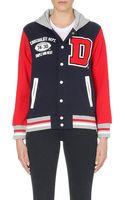 Chocoolate Baseball Jersey Jacket - Lyst