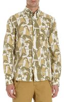 Gant Rugger Arctic Camo Shirt - Lyst