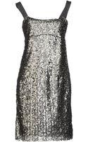 Twin-set Simona Barbieri Short Dress - Lyst