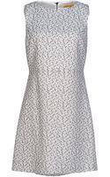 Alice + Olivia Aliceolivia Short Dress - Lyst
