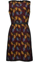 Sophie Theallet Kneelength Dress - Lyst