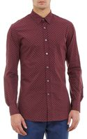 Paul Smith Dotted Shirt - Lyst