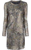Isabel Marant Petia Dress - Lyst