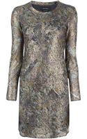 Isabel Marant Petia Dress - Lyst