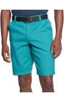 Under Armour Gingham Check Golf Shorts - Lyst