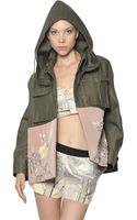 Antonio Marras Limited Edition Cotton Military Jacket - Lyst