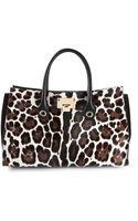 Jimmy Choo Riley Tote - Lyst