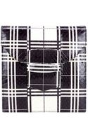Oscar de la Renta Plaid Square Grafton - Lyst