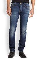 Nudie Jeans Grim Tim Straightslim Jeans - Lyst
