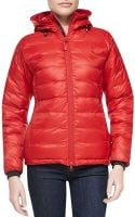 Canada Goose Camp Hooded Packable Puffer Jacket - Lyst